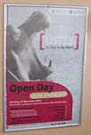 Advertising Campaigns in Schools and Colleges -  QSB Open Day