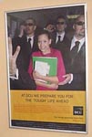 Advertising Campaigns in Schools and Colleges - Tough Life Campaign
